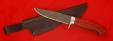 "Нож ""Сокол"", клинок сталь Х12МФ, рукоять падук"