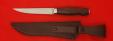 """Нож """"Фирс"""", клинок кованый сталь 95Х18, рукоять венге"""