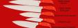 """Нож """"Кухонный универсальный"""", клинок сталь 95Х18, рукоять G10 (цвет оранжевый)"""