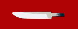"""Клинок для ножа """"Карачаевский"""" (""""Бычак""""), сталь 95Х18"""