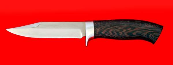 """Нож """"Гюрза"""", клинок сталь 65Х13, рукоять венге"""