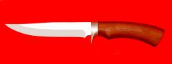 Нож Багира, клинок сталь 65Х13, рукоять падук