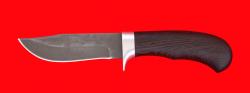 Охотничий нож Филин, клинок сталь Х12МФ, рукоять венге