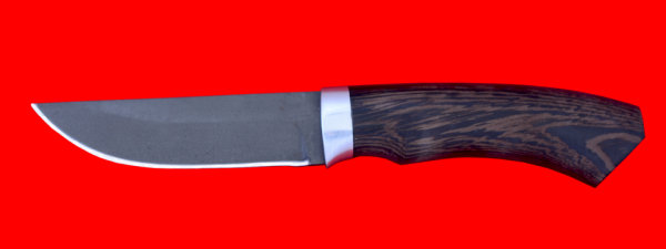 """Охотничий нож """"Бурундук"""", клинок сталь D2, рукоять венге"""
