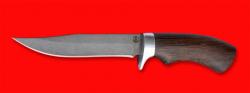Нож Багира, клинок сталь D2, рукоять венге