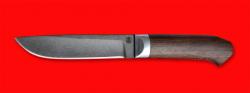 Нож Карачаевский (Бычак), клинок сталь D2, рукоять венге