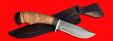 """Нож """"Филин"""", клинок сталь D2, рукоять береста"""