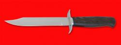 Нож НР-40, клинок порошковая сталь ELMAX, рукоять венге