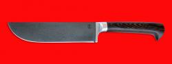 Нож Узбекский, клинок сталь D2, рукоять венге