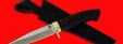 """Нож """"Сокол"""", клинок порошковая сталь ELMAX, рукоять венге"""