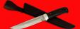"""Нож """"Магадан"""", цельнометаллический, клинок кованый сталь 95Х18, рукоять венге"""