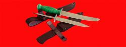 Нож со сменными клинками на базе НР-43