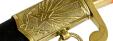 """""""Кортик офицерский армейский СССР"""", разборный, образца 1945 года, рукоять пластмасса"""