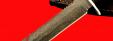 """Нож """"Рыбацкий-3"""", клинок тигельный булат, рукоять береста, с отверстием под темляк (ремешок)"""