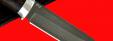 """Охотничий нож """"Браконьер"""", клинок сталь D2, рукоять венге"""