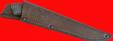 """Нож для охоты """"Грибник-3"""", клинок сталь D2 термоциклированная, рукоять карбон"""