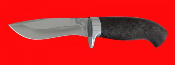 """Охотничий нож """"Вальдшнеп-2"""", клинок сталь 65Х13, рукоять венге"""
