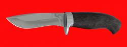 Охотничий нож Вальдшнеп-2, клинок сталь 65Х13, рукоять венге
