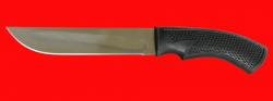 Нож Грибник-5, клинок сталь 65Х13, рукоять пластмасса (цвет черный)
