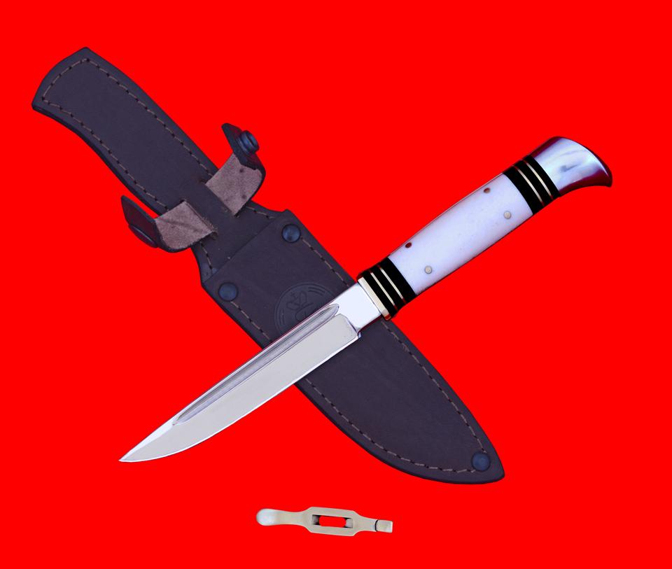 Нож финка нквд цена f-941 традиционный серповидный японский нож