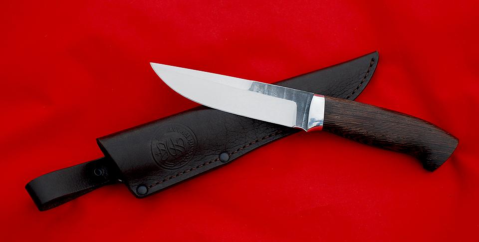 Охотничий нож сталь 95х18 ножи никербокер