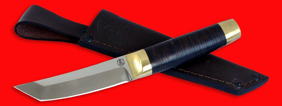 Нож японский самурай-3 точилка для ножей ледобура mora
