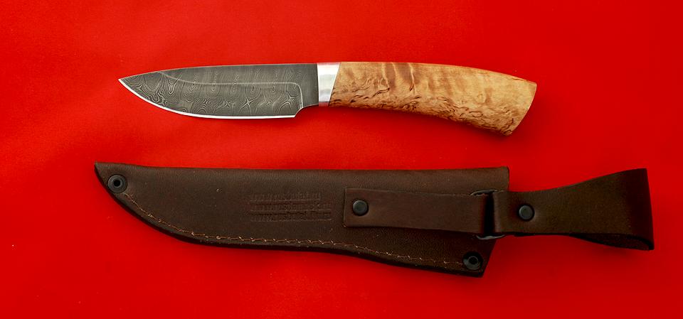 заготовка для ножа дамаск