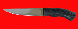 """Нож """"Лис-2"""", клинок сталь 95Х18, рукоять пластмасса (цвет черный)"""